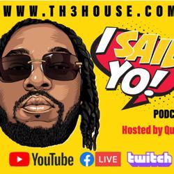 I Said Yo Podcast Clubhouse