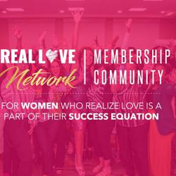 Real Love Network: Single Women over 35 Clubhouse