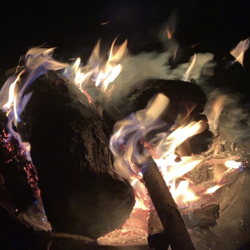 Fireside with Bardia Clubhouse