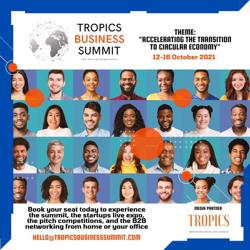 Tropics Business Summit Clubhouse