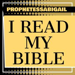 I READ MY BIBLE Clubhouse