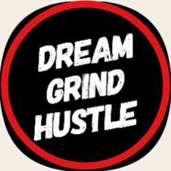 DREAM-GRIND-HUSTLE  Clubhouse