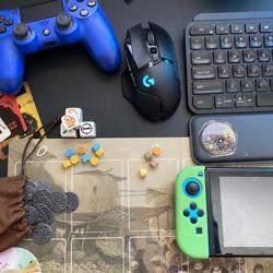 بازیهای ویدیویی / رومیزی Clubhouse