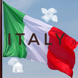 Italy property + travel Clubhouse