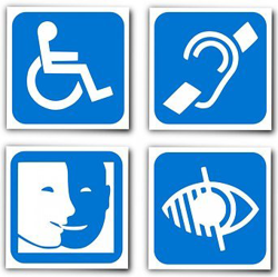 Accessibility club Clubhouse