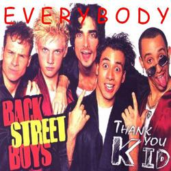 Back street boys Clubhouse