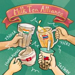 Milk Tea Alliance Clubhouse