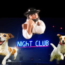Zé dos cães  #botalume Clubhouse