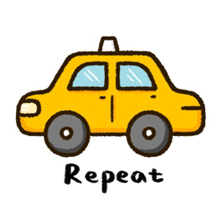 Repeat的人類圖計程車 Clubhouse