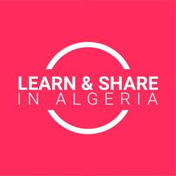 SHARE & LEARN IN ALGERIA Clubhouse