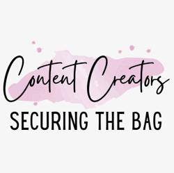 Creators Securing the Bag Clubhouse