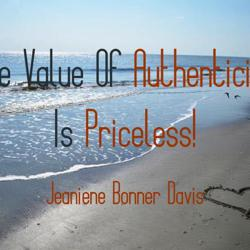 Priceless Authenticity Clubhouse