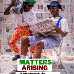 Matters Arising Clubhouse