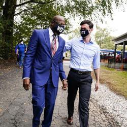 Georgia Senate Races : Let's Win This Clubhouse