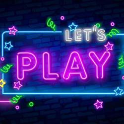 Let's Play Games Clubhouse
