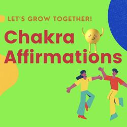 Chakra Affirmations Clubhouse