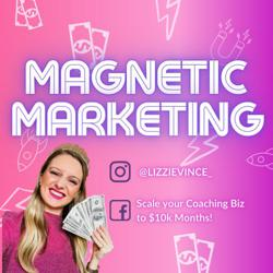 MAGNETIC MARKETING Clubhouse