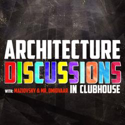 Architecture Discussions Clubhouse