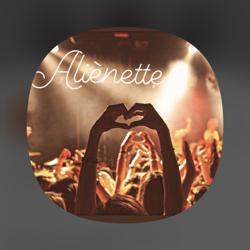 Alienette Sings Clubhouse