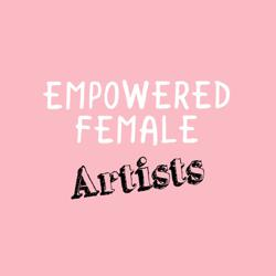 Empowered Female Artists Clubhouse