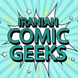 Iranian Comic Geeks Clubhouse