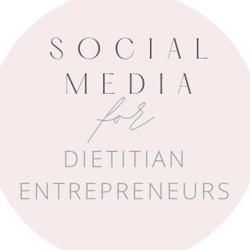 Dietitian Entrepreneurs Clubhouse