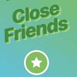 Close-friends Clubhouse