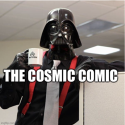 The Cosmic Comic Clubhouse