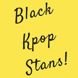 Black people love Kpop too! Clubhouse