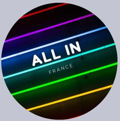 ALL IN - French Club  Clubhouse