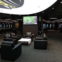 NFL Locker Room Club Clubhouse