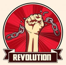 WE ARE THE REVOLUTION! Clubhouse
