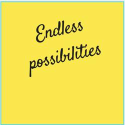 Endless possibilities Clubhouse