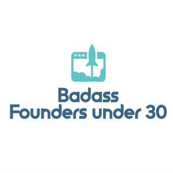 Badass Founders under 30 Clubhouse