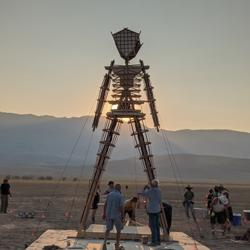 Burning Man Webcast 365 Clubhouse