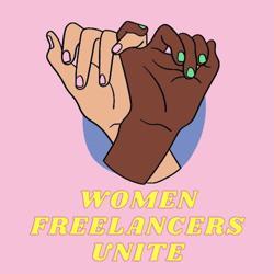 WOMEN FREELANCERS UNITE  Clubhouse