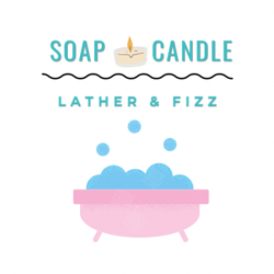 Soap Candle Lather Fizz Clubhouse