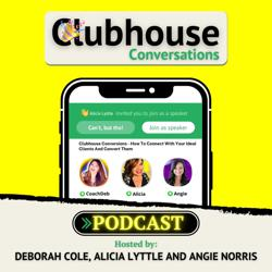 Podcast Conversations Clubhouse