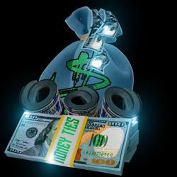 MONEY TIES  Clubhouse