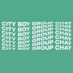 City Boy Group Chat  Clubhouse