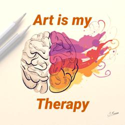 Art is my Therapy Clubhouse