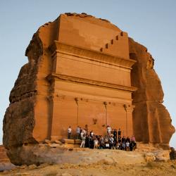 السياحة و الترفية KSA  Clubhouse
