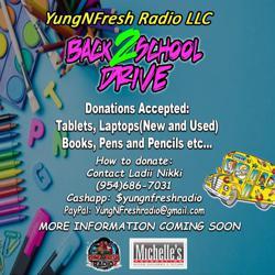 YUNGNFRESH RADIO LLC Clubhouse
