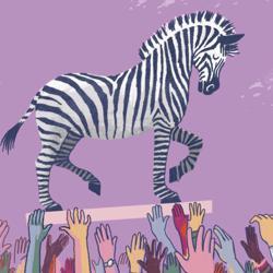 Zebras Unite Clubhouse