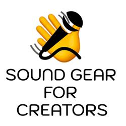 Sound gear for creators Clubhouse