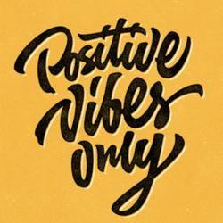 Positive Vibes Only!  Clubhouse