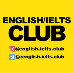 English/IELTS Club  Clubhouse