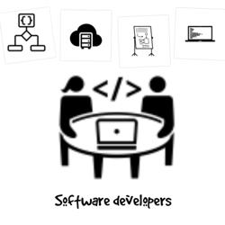 Software Developers Group Clubhouse