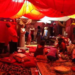 Red Tent Mysteries  Clubhouse