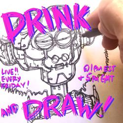 Drink & Draw Clubhouse